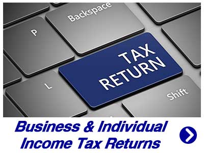 Business Tax Return